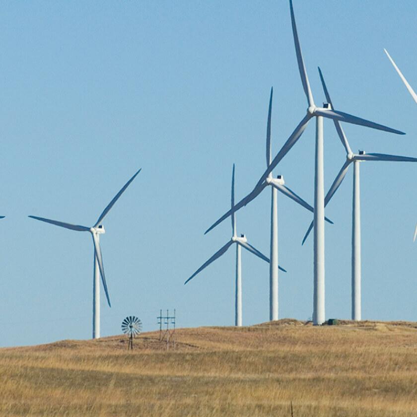 Renewable Energy background image
