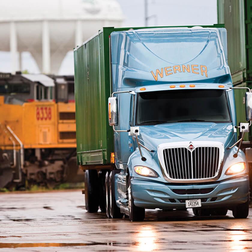 Transportation & Logistics background image