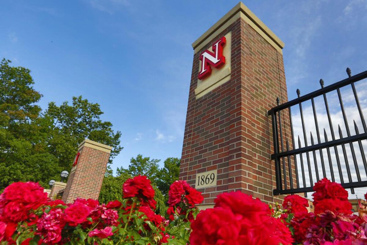 University of Nebraska background image